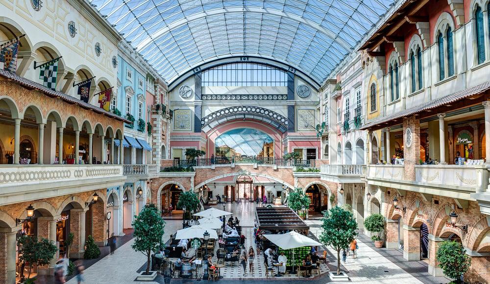 Top Shopping Areas in Dubai, UAE