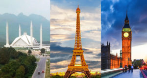 Congratulations Islamabad: Islamabad is now safer than Berlin, Paris and London According to Report