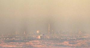 104-kilometer zoom: see an incredible video of Burj Khalifa taken at Ras Al Khaimah