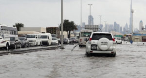 Nonstop Rains in the United Arab Emirates Breaks 24-year Record