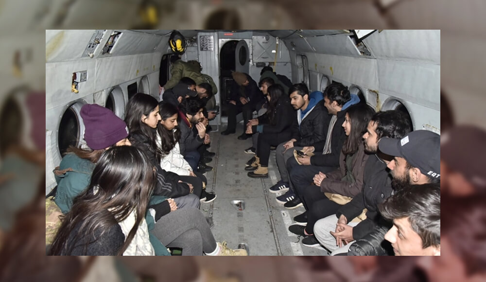 Pak Army Rescues 22 LUMS students stranded in Gilgit- Baltistan For Five Days