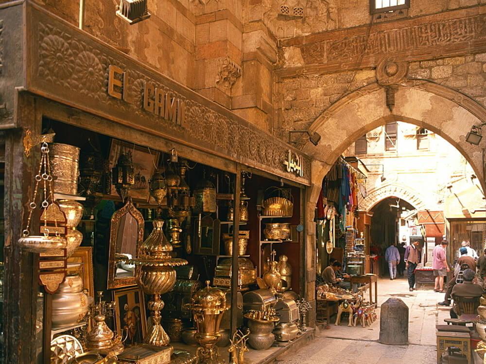khan el khalili market
