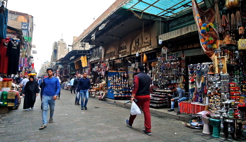 Best Shopping Areas In Cairo, Egypt