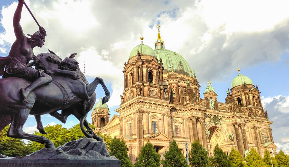 10 Famous Places in Berlin