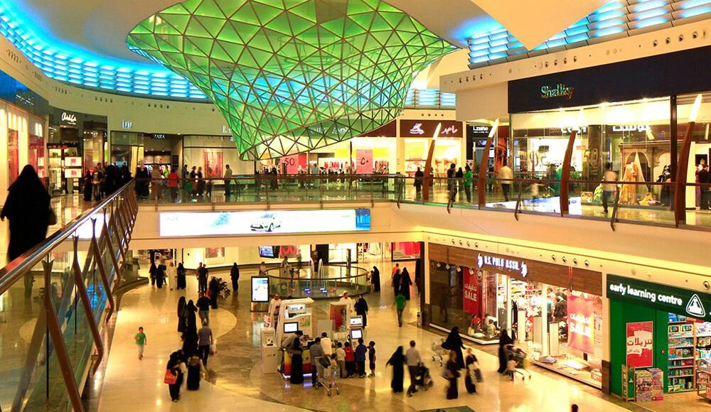 Top Shopping Areas in Shopping in Jeddah, Saudi Arabia