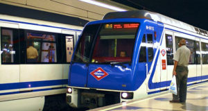 Top Public Transports In Madrid, Spain