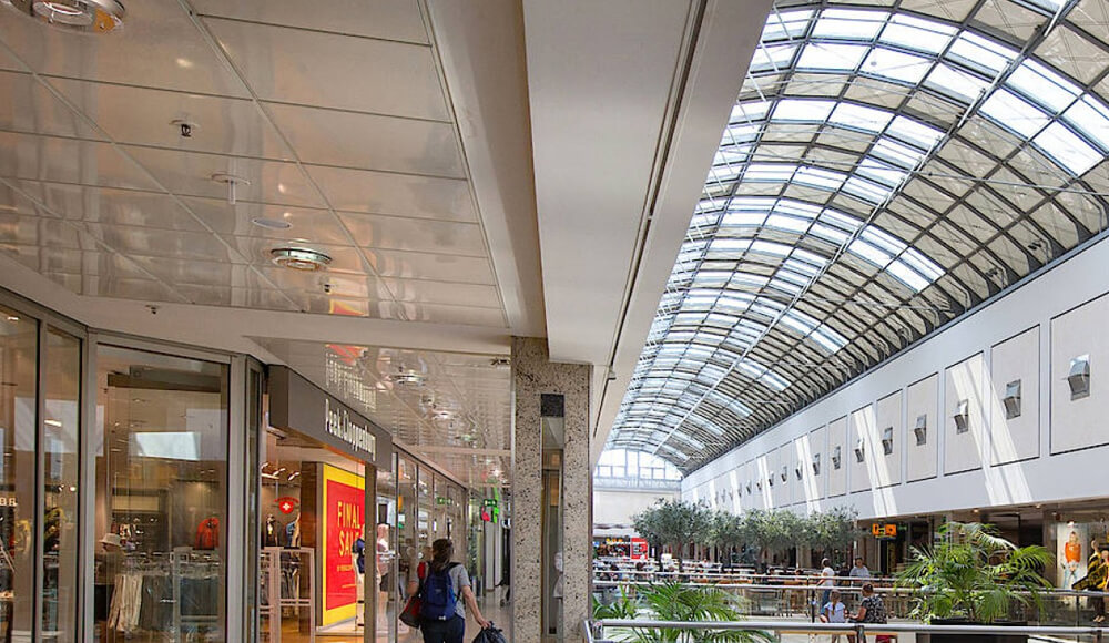 Top Shopping Areas In Frankfurt, Germany