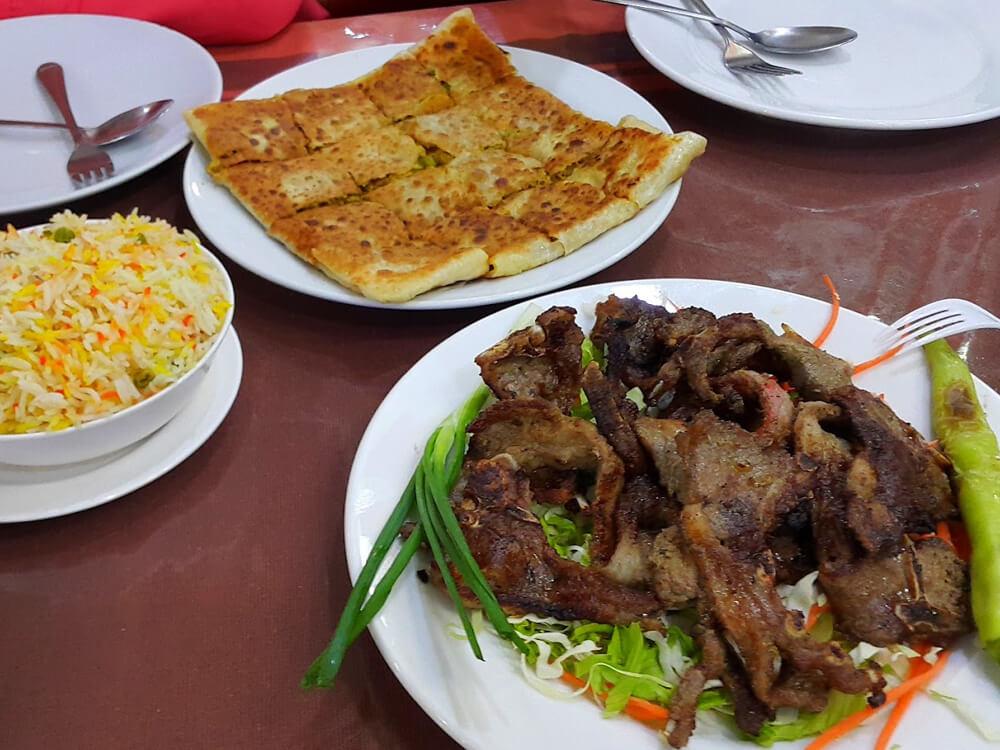 Al-Hussain Restaurant