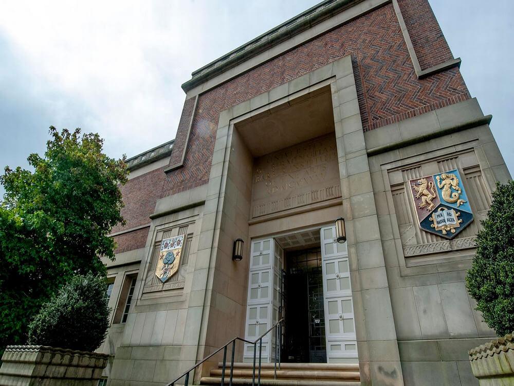 Barber Institute of Fine Arts, Birmingham