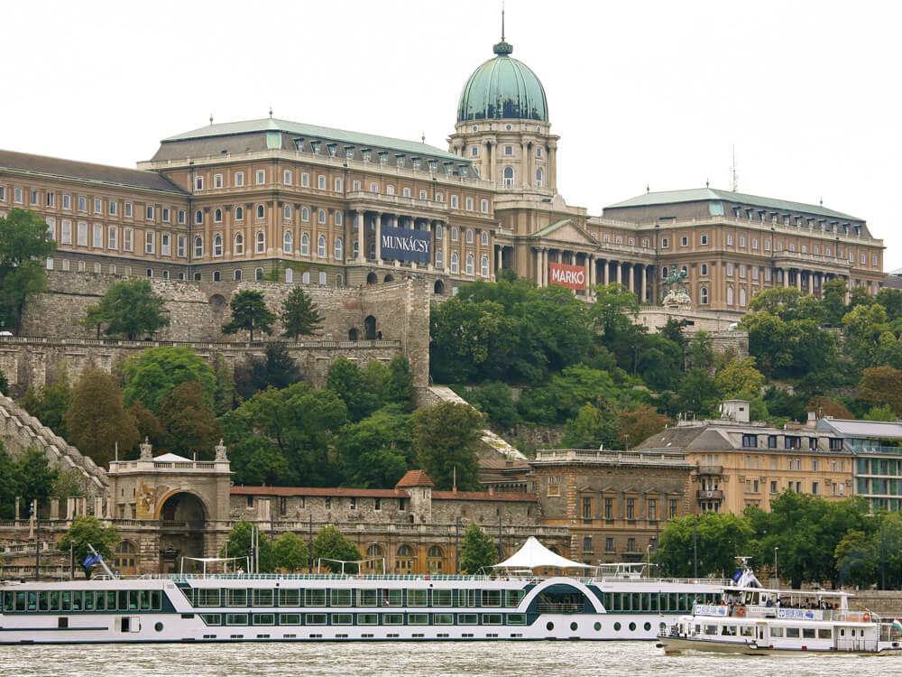 Buda Castle & Castle Hill