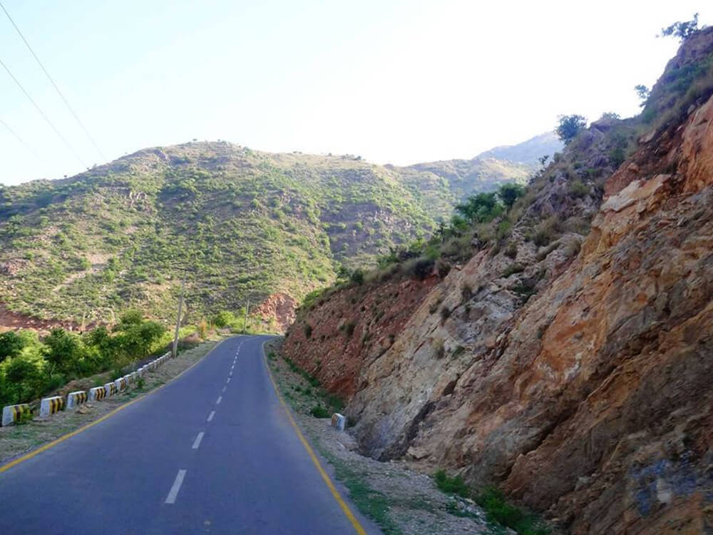 Chhappar Darband Road