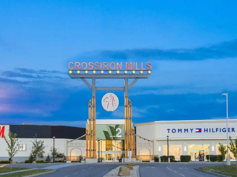 CrossIron Mills