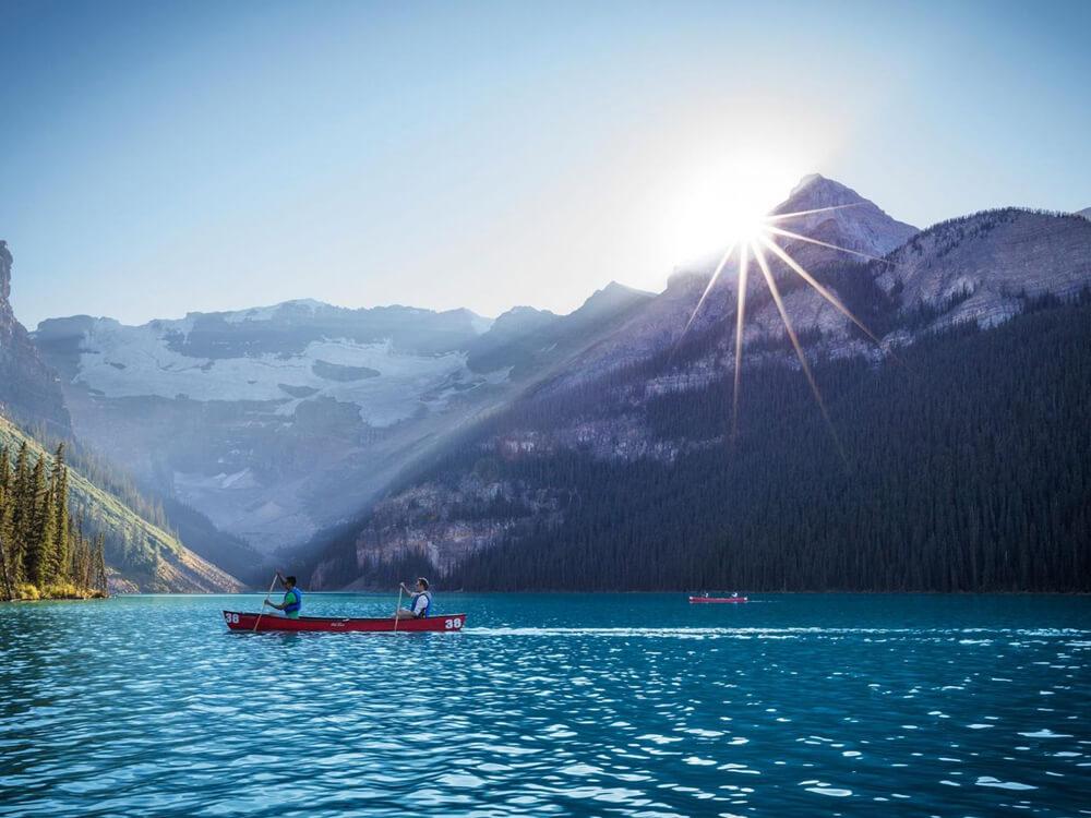 Day Trip to Banff & Lake Louise