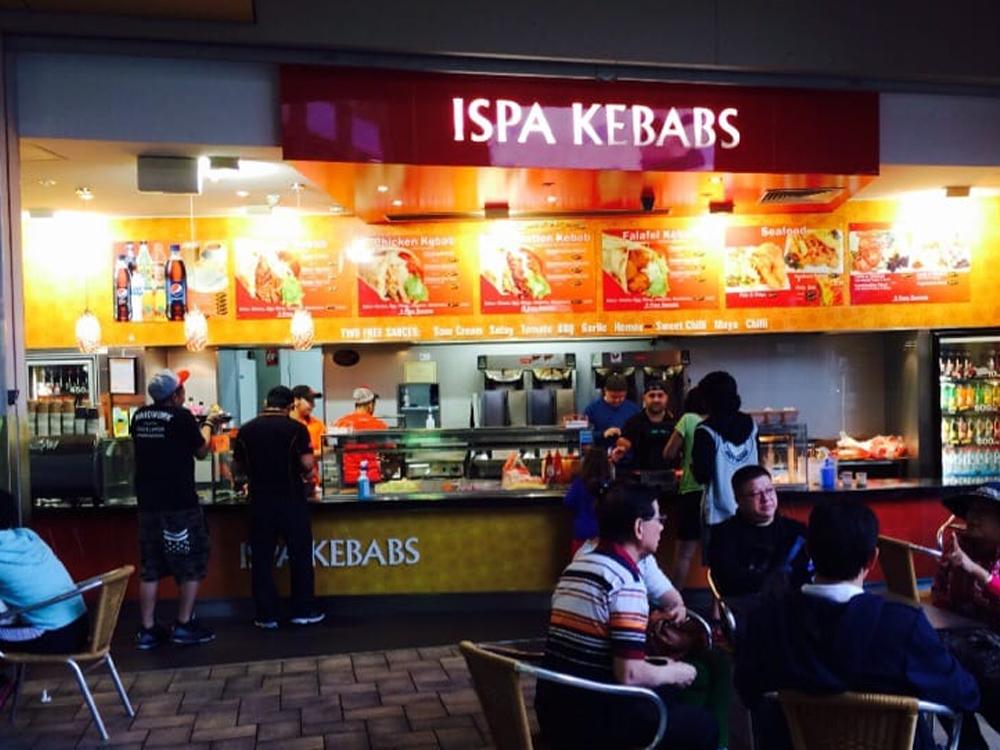 ISPA Kebabs