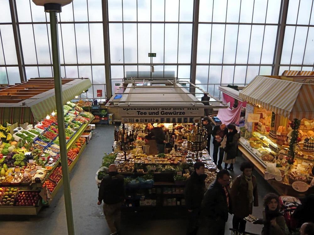 Kleine Markthalle