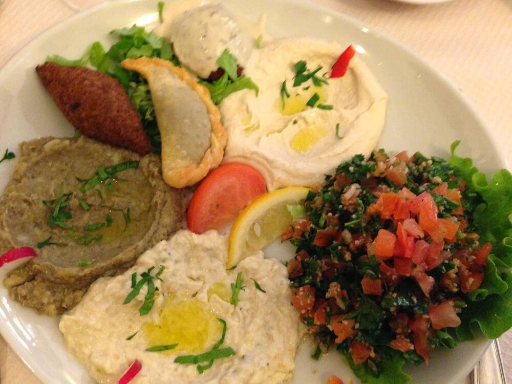L Table Libanaise