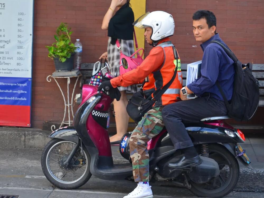 Motorcycle Taxi (Motodup)