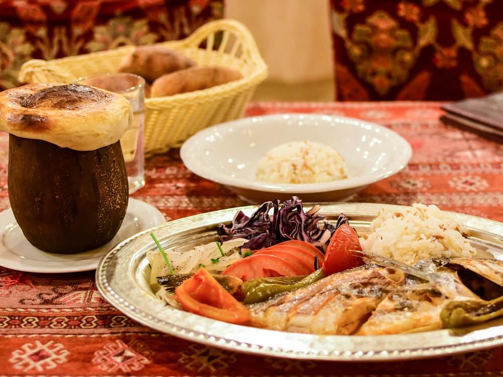 . Ottoman Cuisine