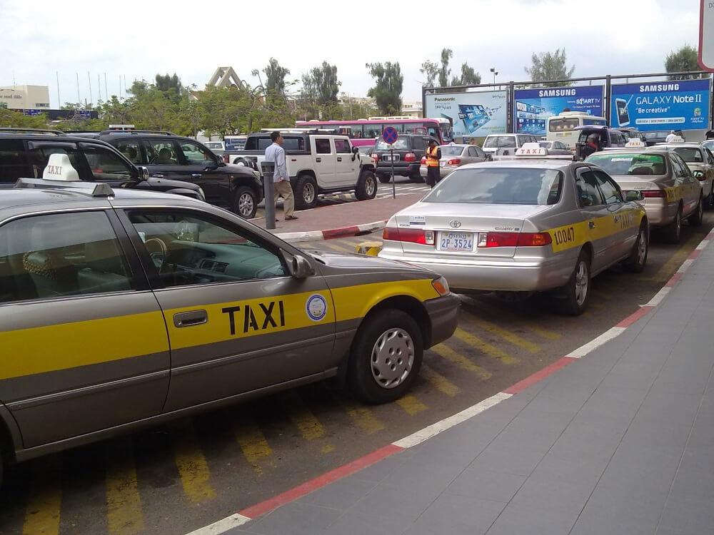 Public taxis