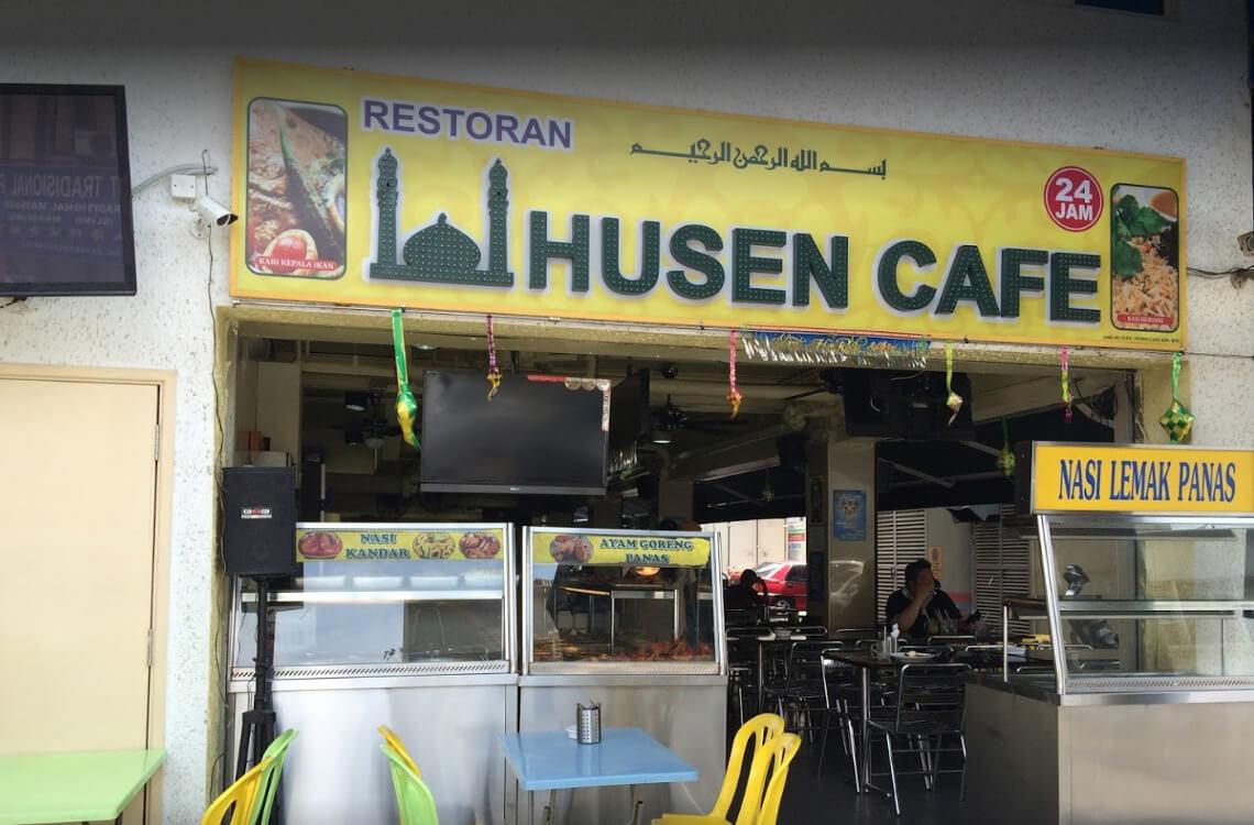 Restoran Husen Café