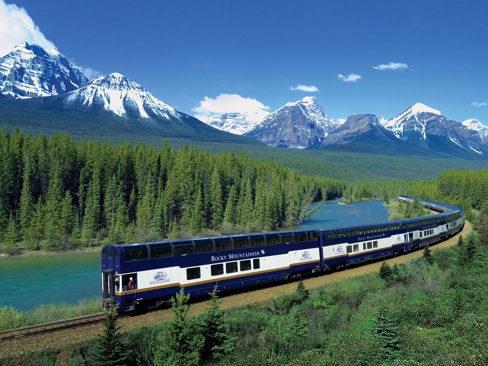 Rocky Mountaineer Rail Journey