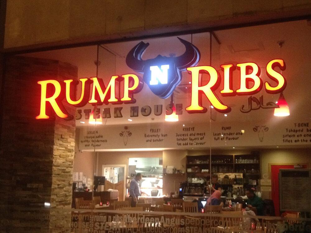 Rump N Ribs Steak House