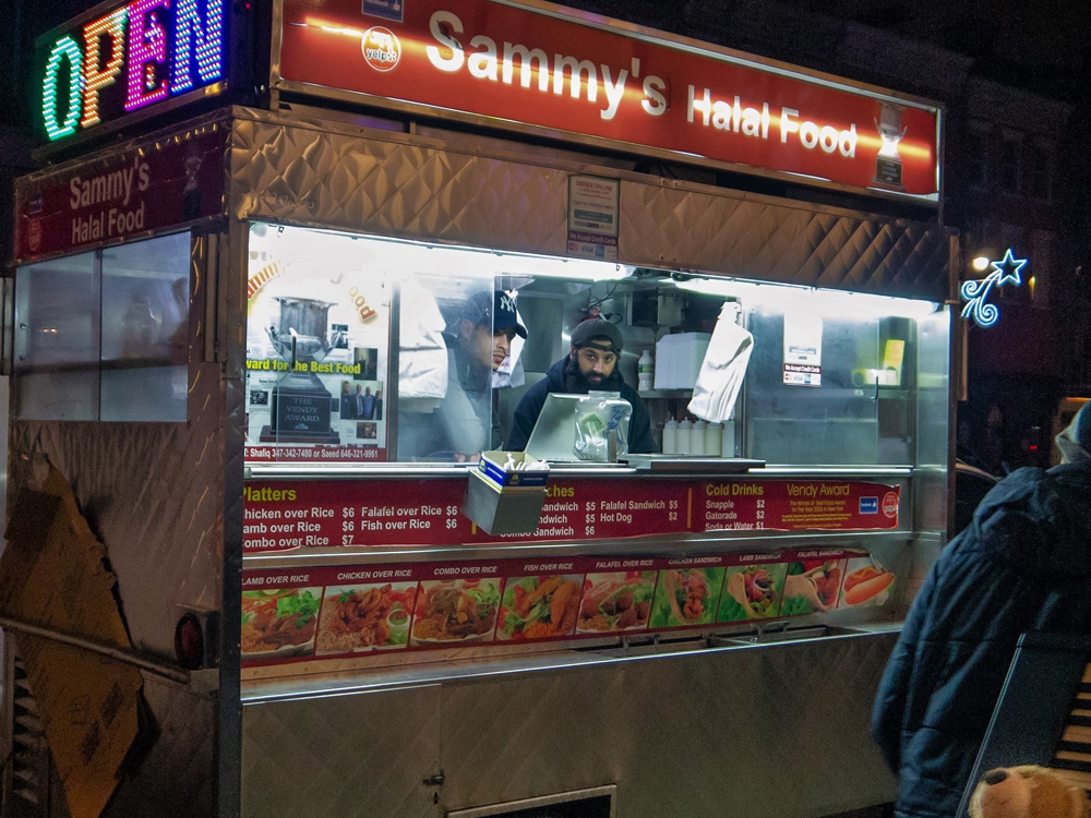 Sammy's Halal Cart