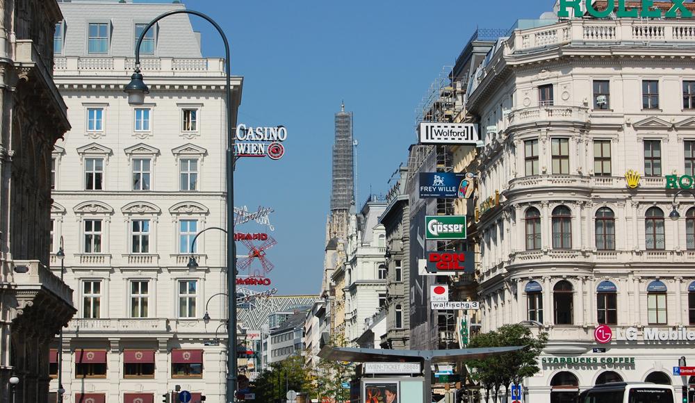 Top Shopping Areas in Vienna, Austria