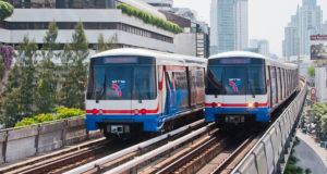 Top Public Transport in Bangkok, Thailand