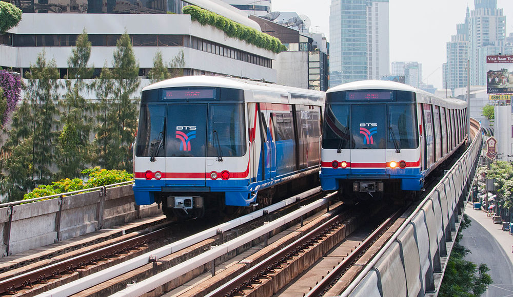 Top Public Transport in Bangkok, Thailand