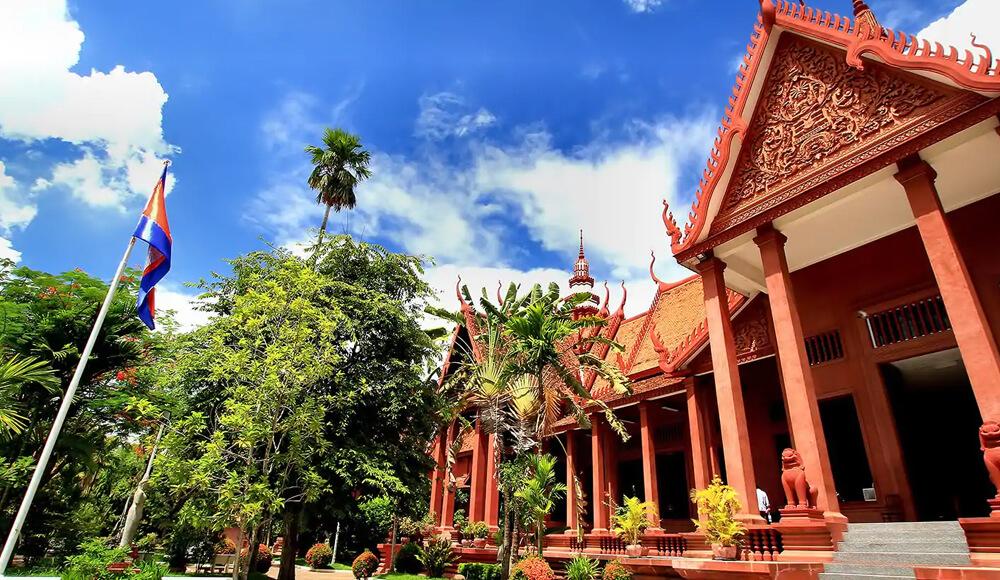 Top Famous Places In Phnom Penh, Cambodia