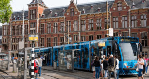 Top Public Transport In Amsterdam, Netherlands