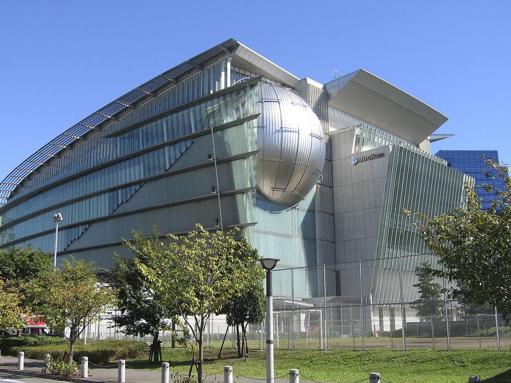 The Miraikan and Edo-Tokyo Museums