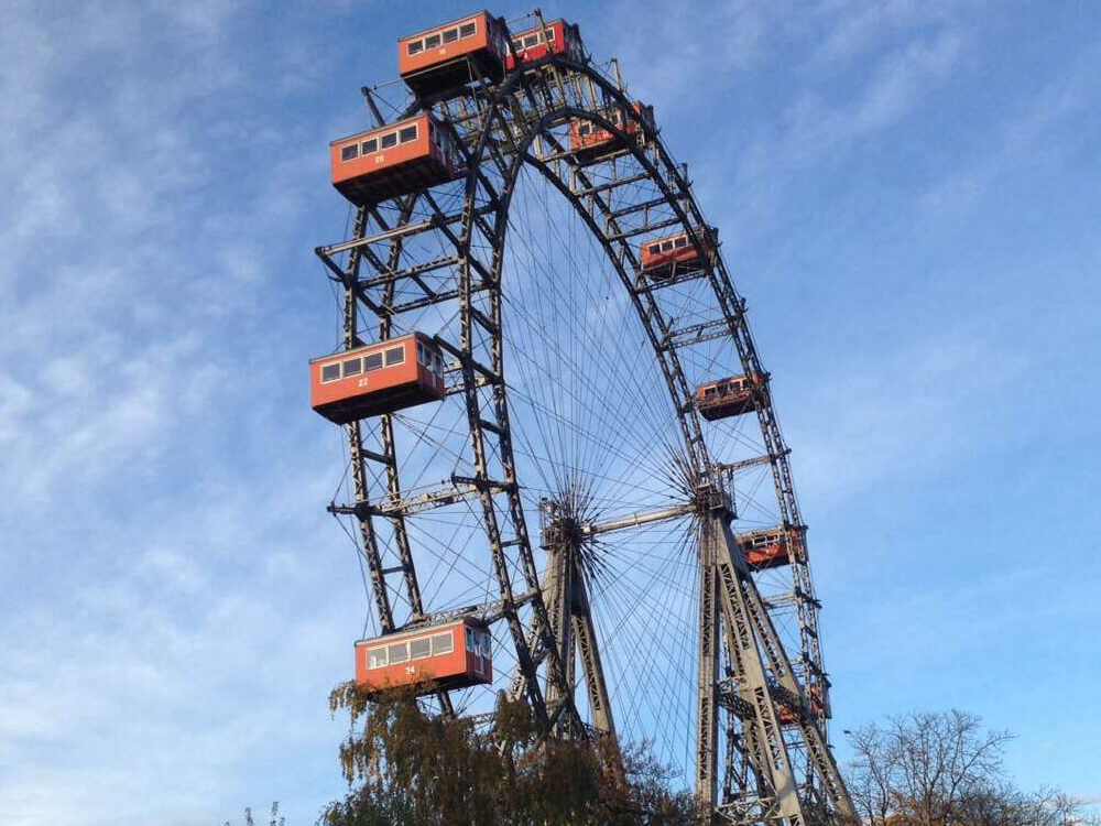 The Prater and the Giant Ferris Wheel