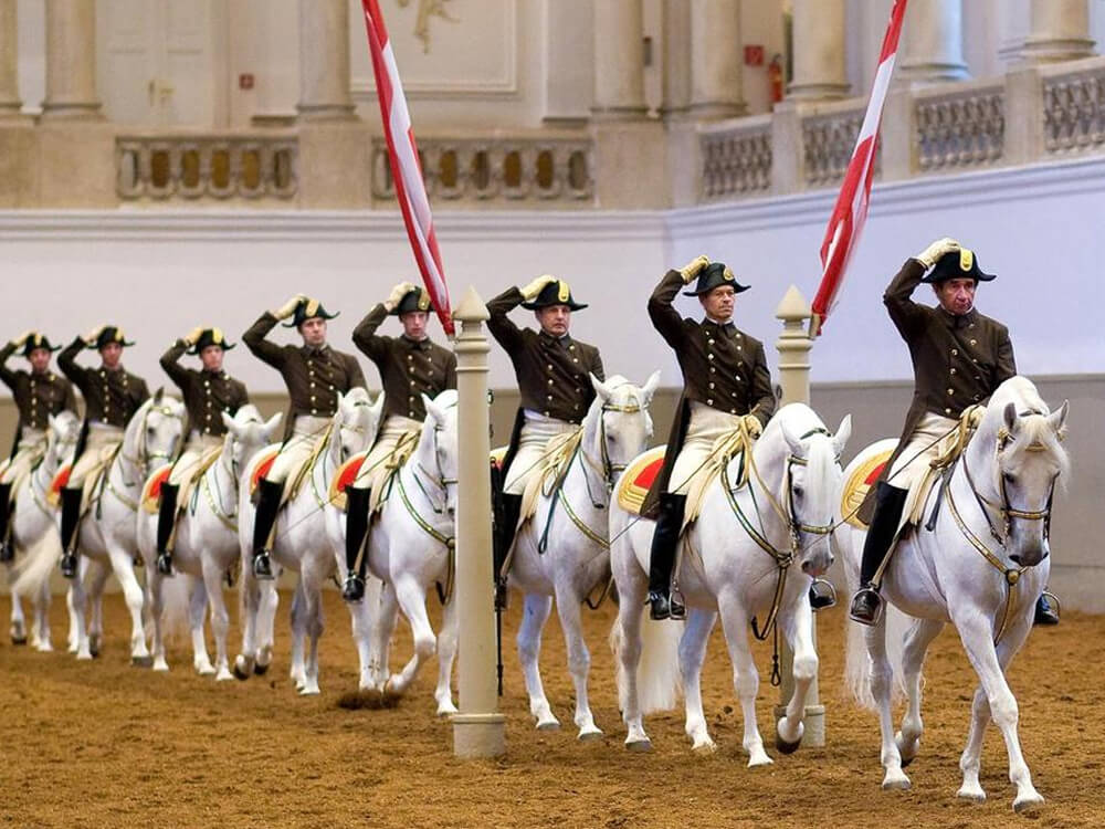The Spanish Riding School