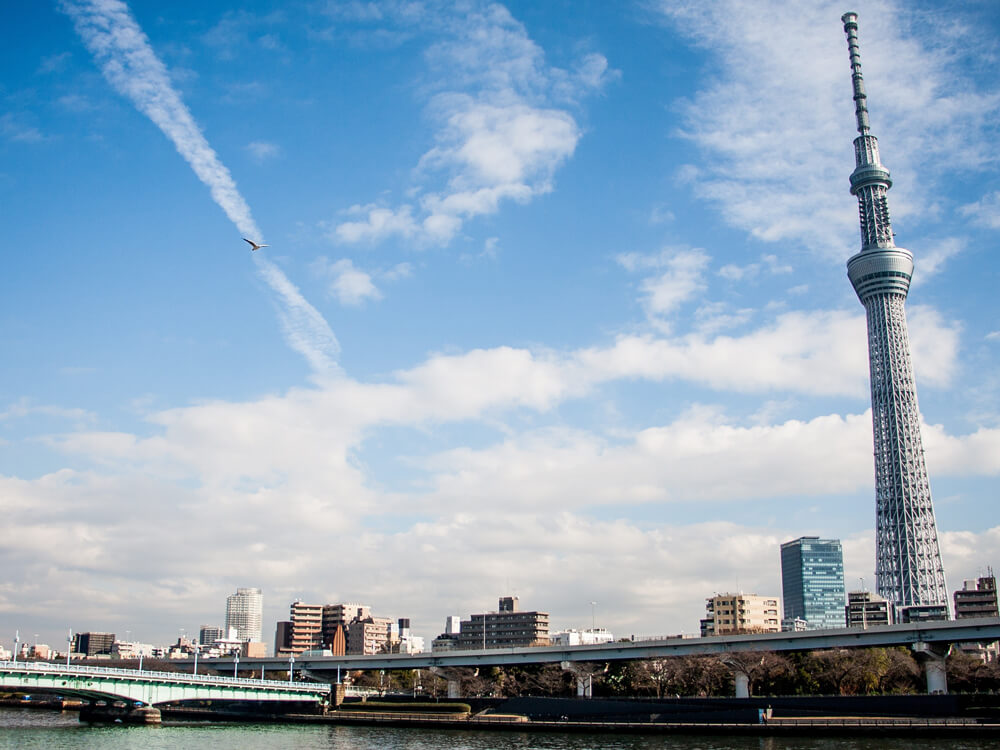 The Tokyo Skytree