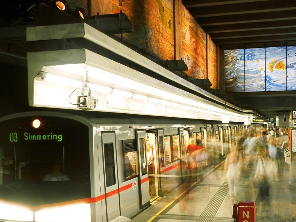 The U-Bahn