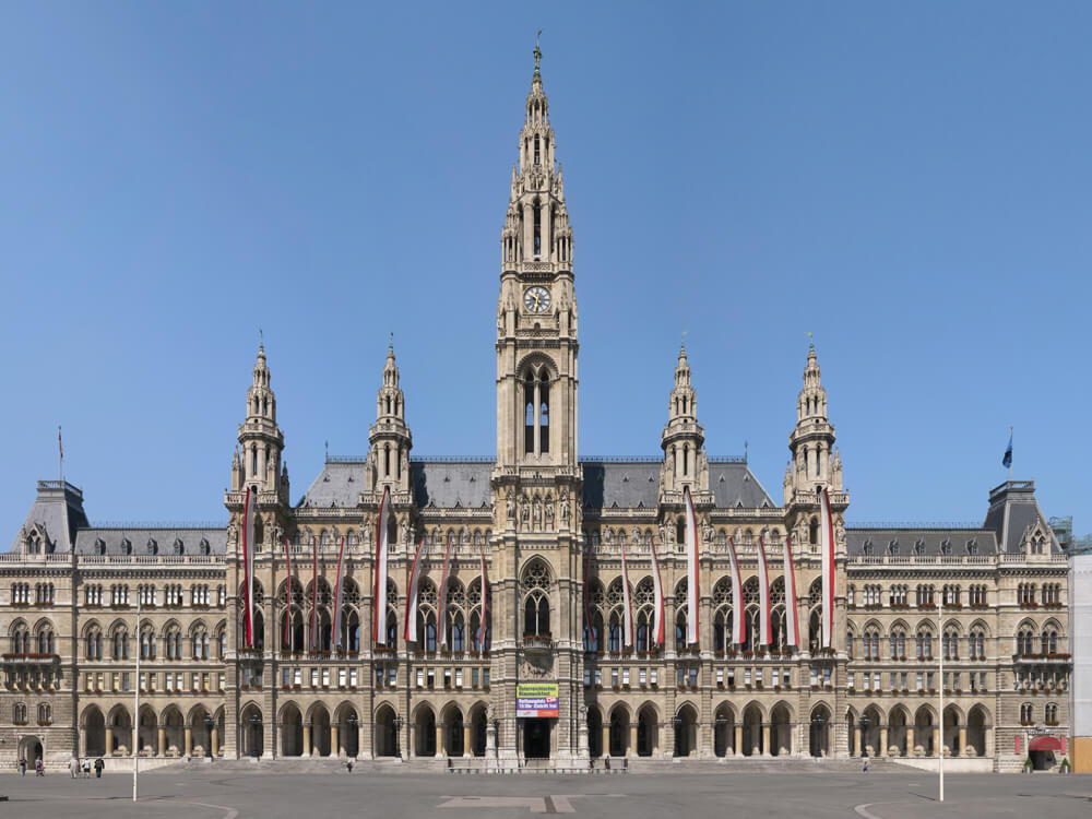 Vienna City Hall (Rathaus)