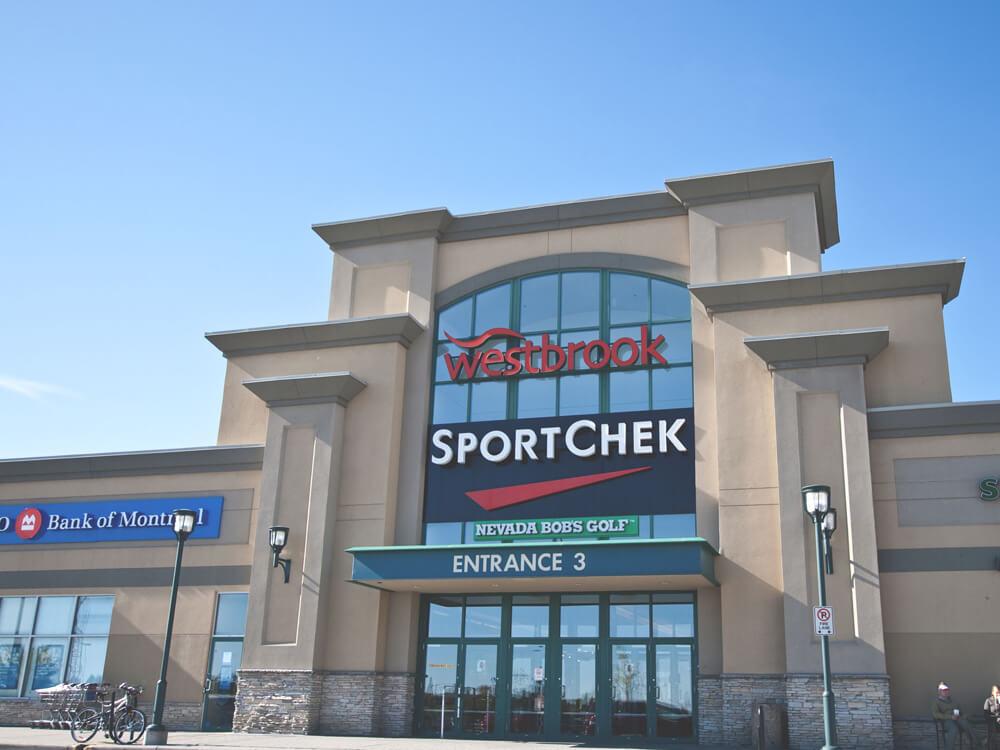Westbrook Mall