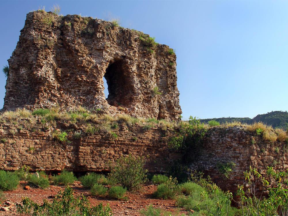 fort nandana