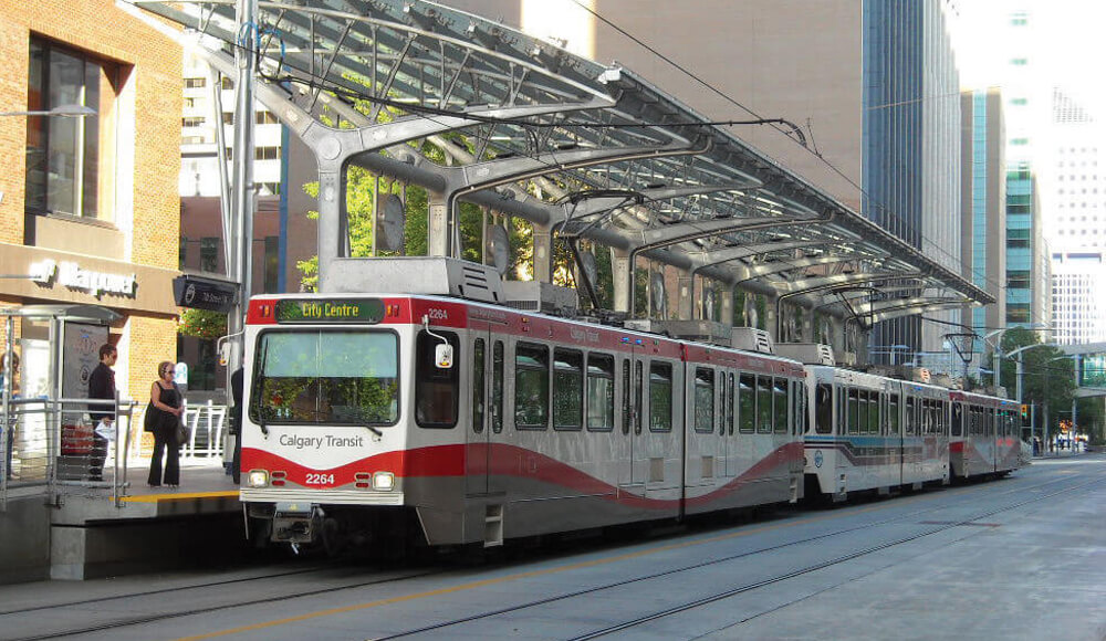 Top Public Transport in Calgary, Canada
