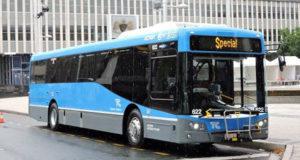 Top Public Transport in Canberra, Australia