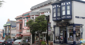 Top Shopping Areas in San Francisco, United States of America