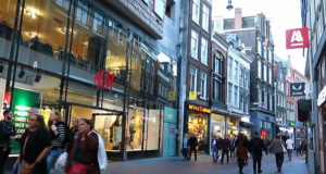 Top Shopping Areas In Amsterdam, Netherlands
