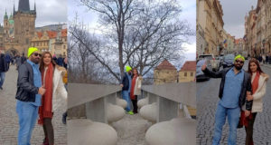 """Good Morning Hos Nida Yasir Spend Vacations with her Hubby in Czech Republic - """"Here's the full story"""""""