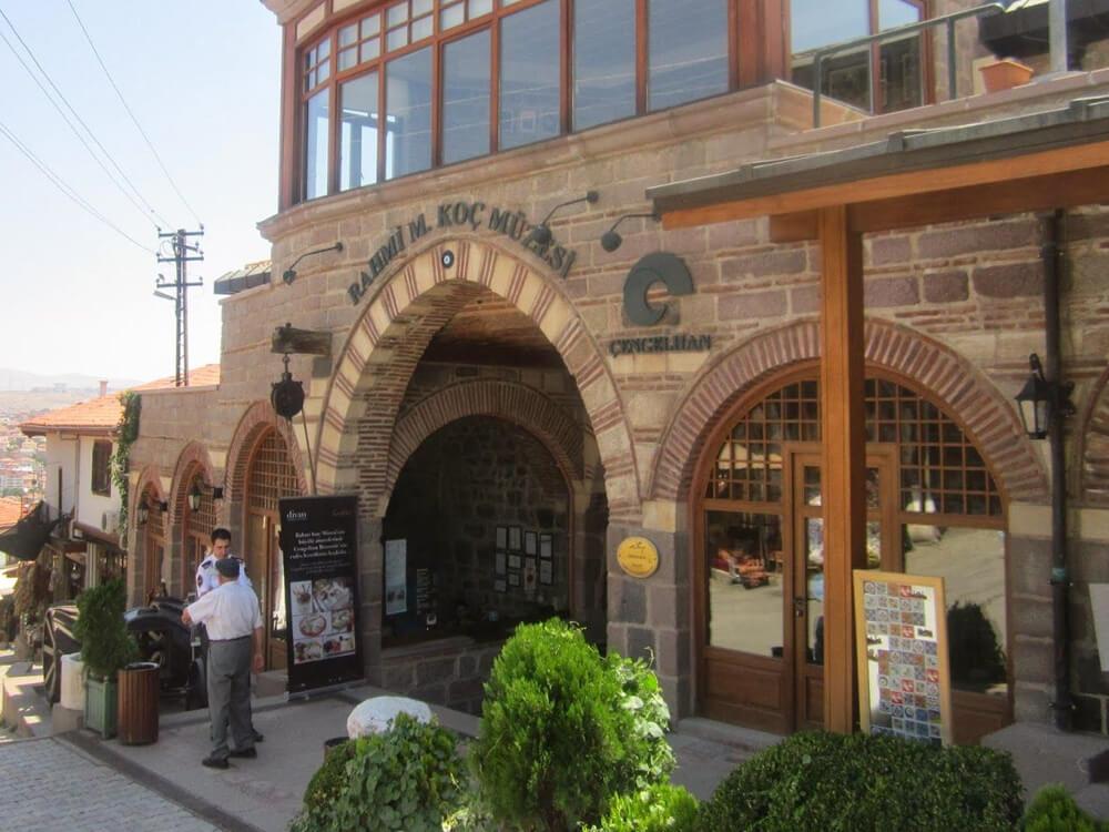 Çengelhan Rahmi M. Koç Museum
