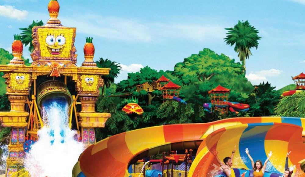 Discover the fun filled Sunway Lagoon, Malaysia
