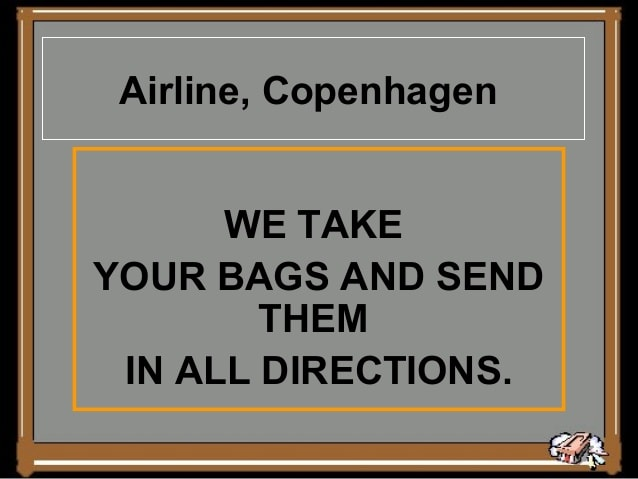 Airlines Copenhagen