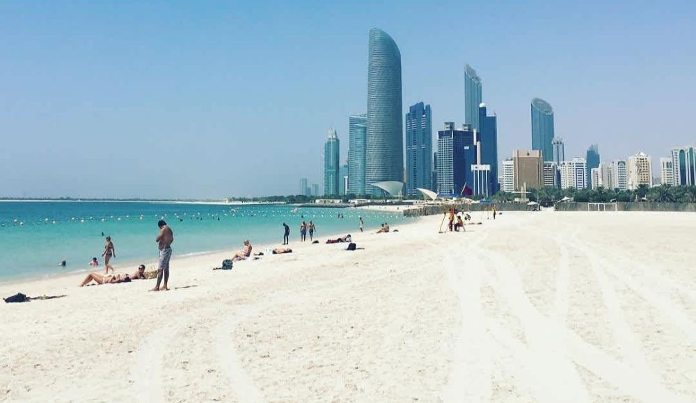 Abu Dhabi beaches reopens yugo.pk
