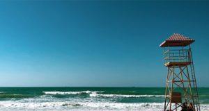 Ajman beach UAE - yugo.pk